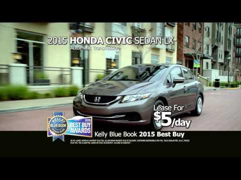 New Year - New Savings At Blount Honda!