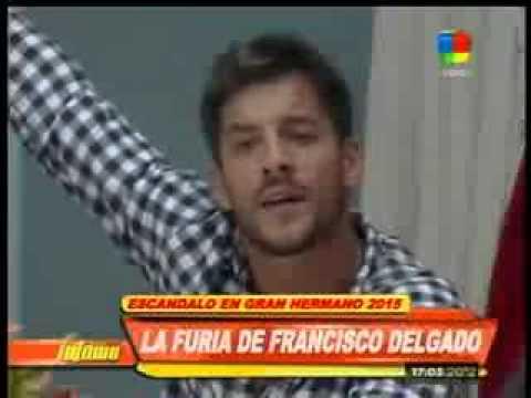 Francisco Delgado rompió el silencio en La Casa: Por este quilombo perdí todo