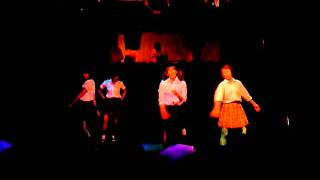 gypsy with 日本女子体育大学舞踊学専攻 2011.11.13(Sun) PASSION vol.1 @Yokohama Quest