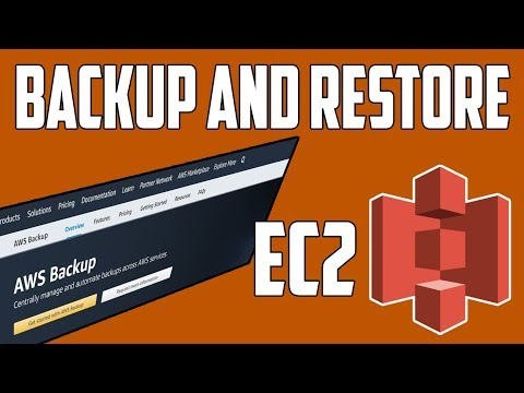 how-to-backup-and-restore-aws-ec2-instances- -quick-method