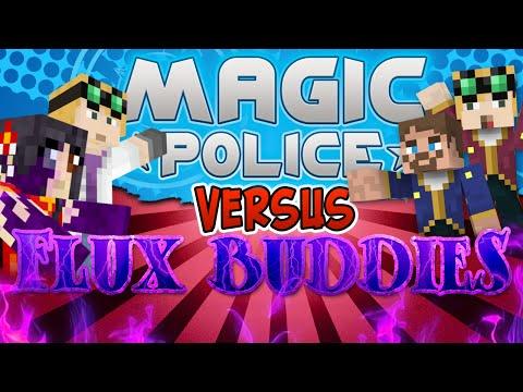 Minecraft Magic Police #77 - Magic Police Vs Flux Buddies