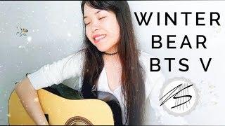BTS V - Winter Bear (Guitar Cover)