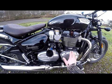 TRIUMPH SPEEDMASTER REVIEW AFTER 500 MILES