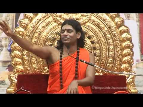 Recall Your Past to Revive Your Future: Nithyananda Morning Message (29 Oct 2010)