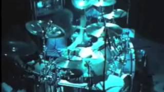 Incredible Mark Zonder Drumming - Leave The Past Behind - Fates Warning