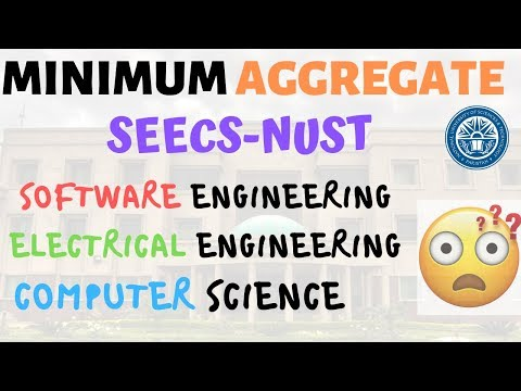 MINIMUM AGGREGATE REQUIRED FOR CS, ELECTRICAL & SOFTWARE