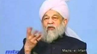 Majlis e Irfan 19 November 1999.