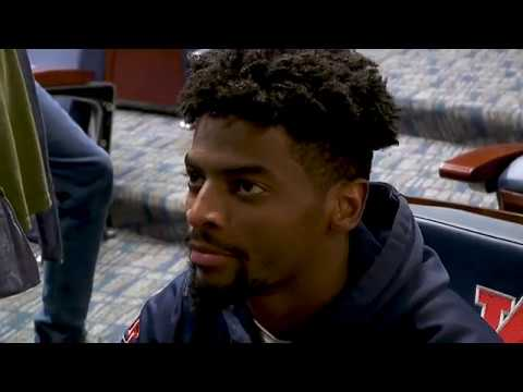 Auburn Receiver Darius Slayton Ready For Washington