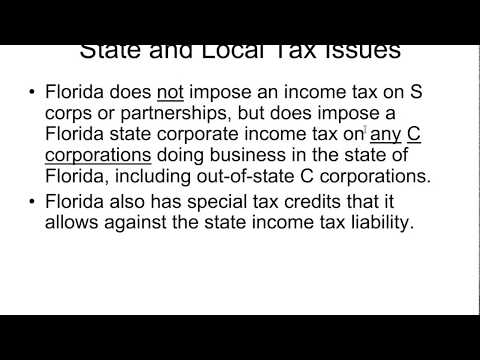 Introduction to State and Local Tax