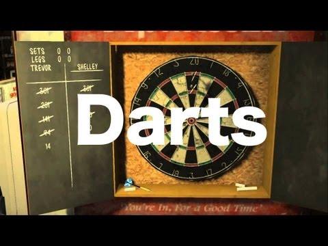 darts deutsch