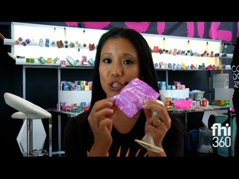 CONDOMIZE!: How To Use A Female Condom