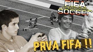 IGRAMO NAJSTARIJU FIFU! | RETRO FIFA 94