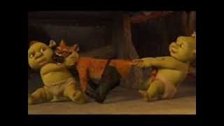 Shrek 3 - Smutna piosenka ;(