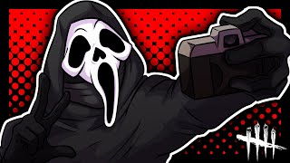 GHOSTFACE GETS INSTAGRAM FAMOUS! (EBONY MORI) | Dead by Daylight: PTB Gameplay