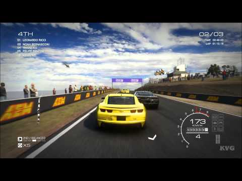 GRID Autosport Gameplay (PC HD) [1080p]