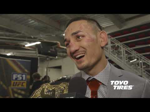 "UFC 218: Max Holloway - ""The First Time Was Fun, This Time Was Even Funner"""