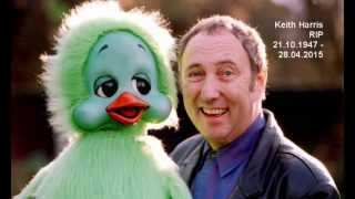 Goodbye Keith Harris - RIP