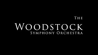 Because We Miss You - The Woodstock Symphony Orchestra, Fall 2020
