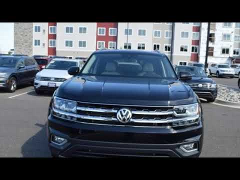 New 2019 Volkswagen Atlas Capitol Heights, MD #VKC558930