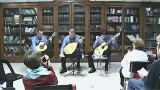 """Vivaldi Antonio- """" TRIO in Do maggiore """""""