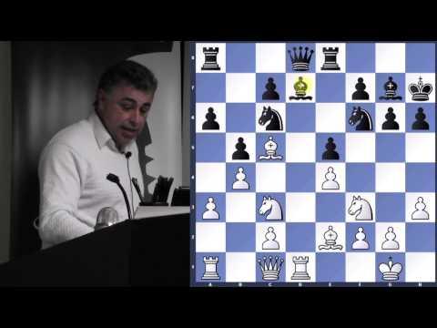 Ivanchuk vs. Kramnik, Candidates 2013 | Pirc Defense - GM Yasser Seirawan