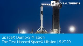 Watch Live! SpaceX Demo-2 Mission To The ISS - Today's Launch Scrubbed, Delayed To 5.30.20