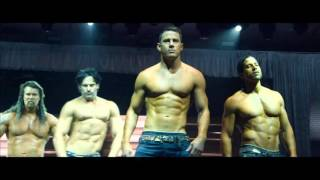 Magic Mike XXL Preview Stage (HBO)