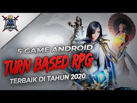 5 Game Android Turn Based RPG Terbaik Di Tahun 2020