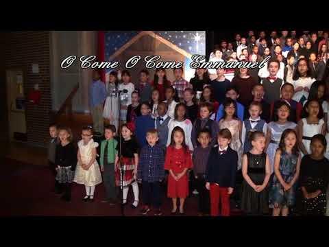 xmas concert 2017 @ Saint James Catholic School