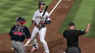2019 World Series - Houston Astros vs Washington Nationals - Game 6 (MLB 10/29/2019) MLB The Show 19