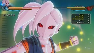 New Ultimate Attack: Breaker Energy Wave - Dragon Ball Xenoverse 2
