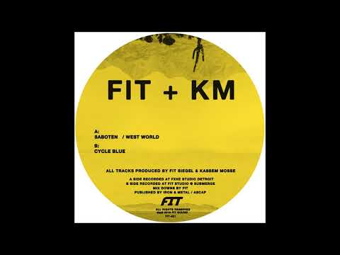 FIT Siegel & Kassem Mosse - Cycle Blue [FIT​-​021] Mp3