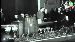 'في ذكرى ميلادها الـ 112'.. شاهد بالفيديو.. كيف احتفلت 'ماري منيب' بتكريمها من الزعيم الراحل 'جمال عبد الناصر'