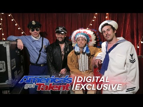 The Quiddlers Talk Pre-Show Rituals - America's Got Talent 2017