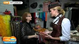 Memory Lane Vintage Clothing Part 1 | Today Perth News