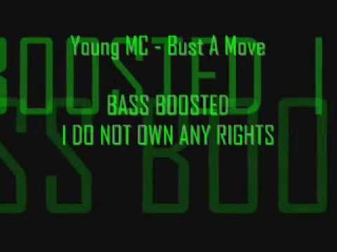 BASS BOOSTED Young MC - Bust A Move