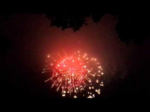 2015 New Years Fireworks, Saint Petersburg, Florida