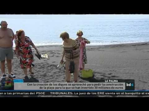 Apertura Playa La Palma | Buenos días Canarias