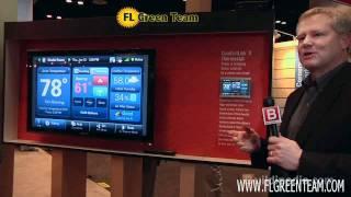 Trane ComfortLink II Thermostat NEXIA thermostat XL950