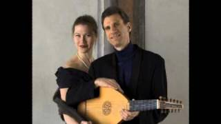 Remembrance of things past - Songs with Lute by John Dowland and Peter Croton