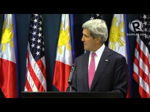 Kerry: No to South China Sea air zone