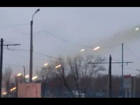 Села Трехизбенка, Крымское и Тошковка на Луганщине попали под обстрел