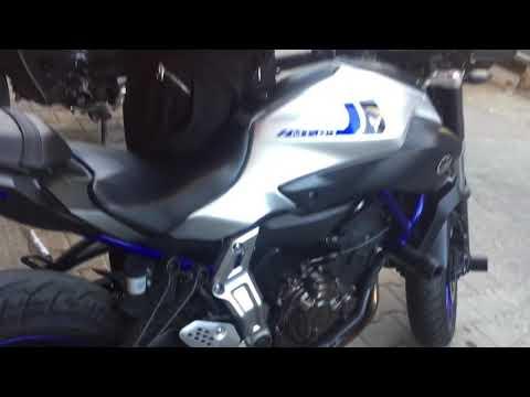 Yamaha mt 7 egsoz uygulaması