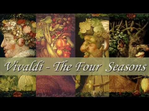 Vivaldi : The Four Seasons  Spring, Summer, Autumn, Winter  fullcomplete