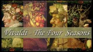 Vivaldi The Four Seasons Spring Summer Autumn Winter Full Complete