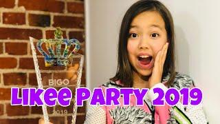 ОХРАНА, как у Президента и Неожиданная НАГРАДА на LIKEE Party 2019 | Лайкеры за кулисами/Мария ОМГ