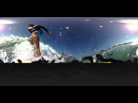 Surfing Bondi Beach 360VR