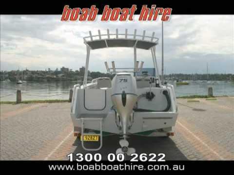 Boab Boat Hire - Kimberley vessel