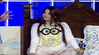 Embarazada Antojada de Marisco El Show de la Comedia