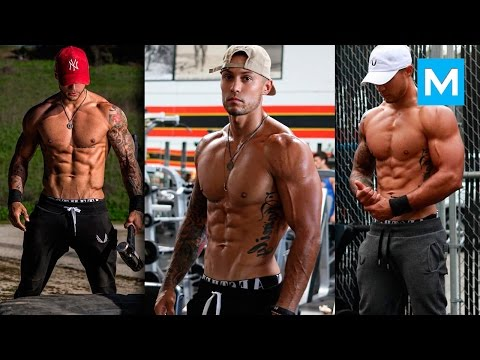 Workout MONSTER - Michael Vazquez | Muscle Madness